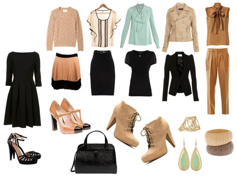 выбрать свой стиль одежды