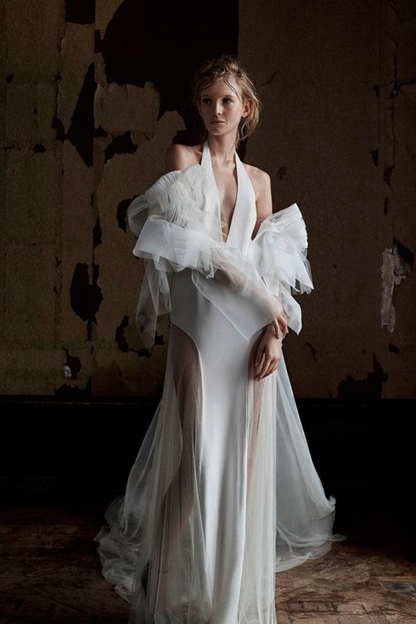 Свадебная коллекция Вера Ванг весна-лето 2016