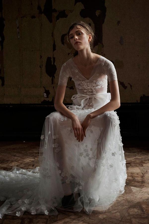 Коллекция свадебных платьев Вера Ванг