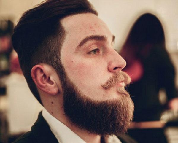 Образы с бородой - фото