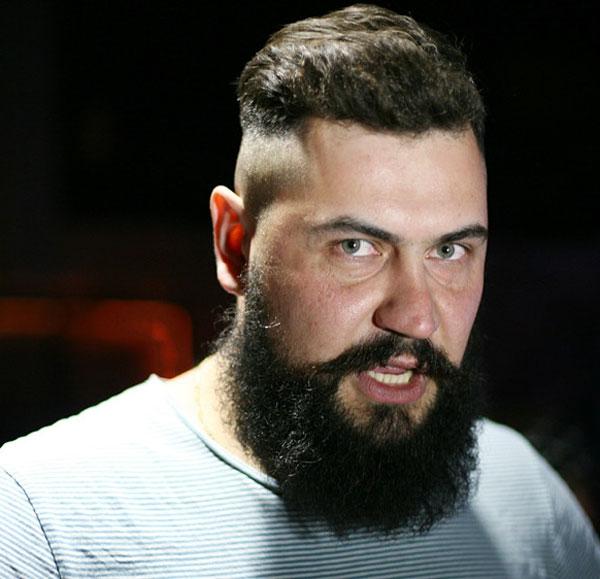 Модная борода - фото