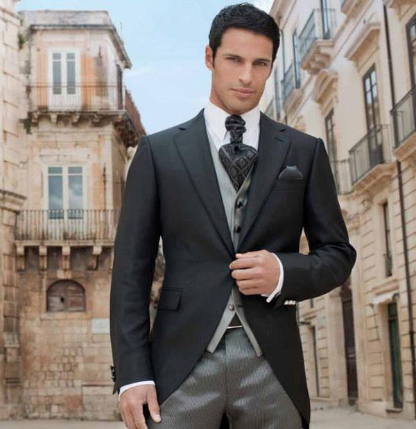Как выбрать свадебный костюм