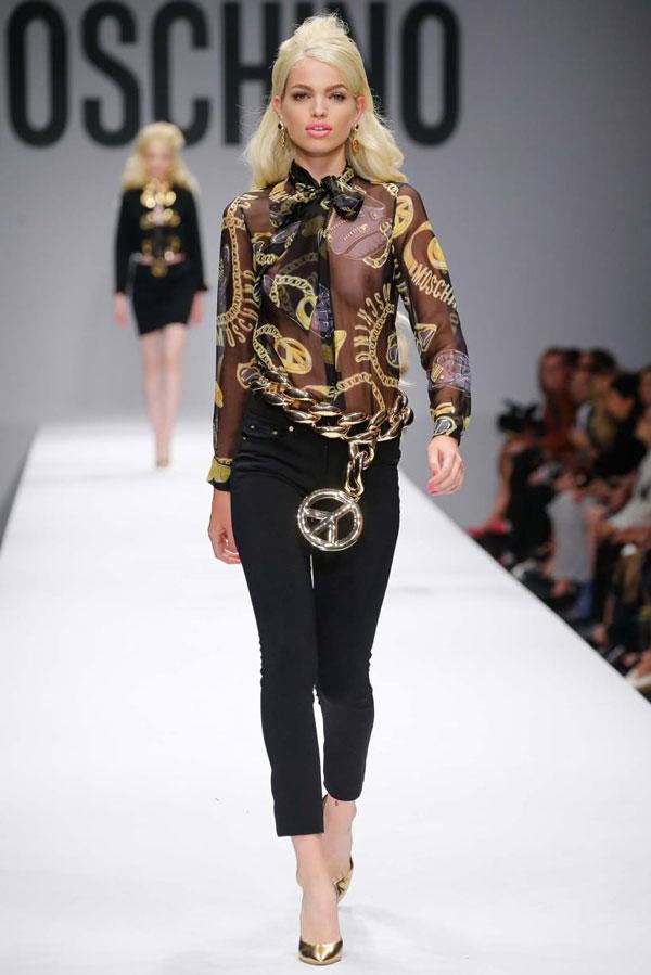 Модние принты осень-зима 2015-2016