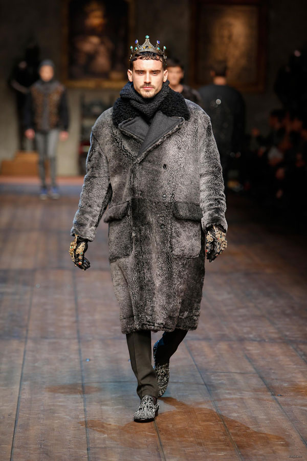 зима 2015 2016 верхняя одежда  мужская