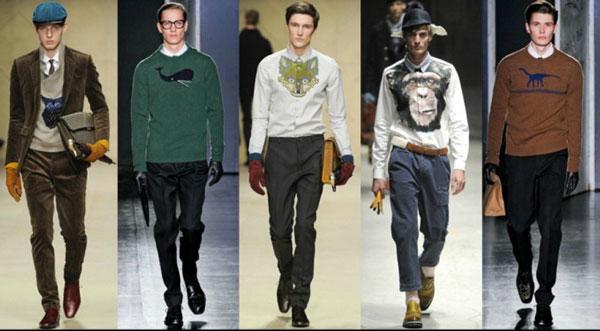 Мужские рубашки осень-зима 2015-2016