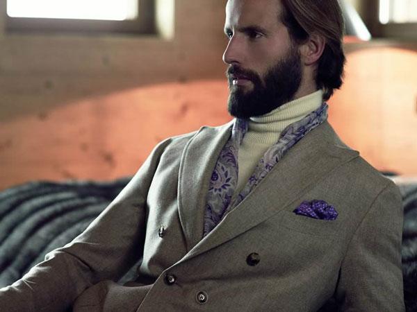 Пиджак мужского костюма