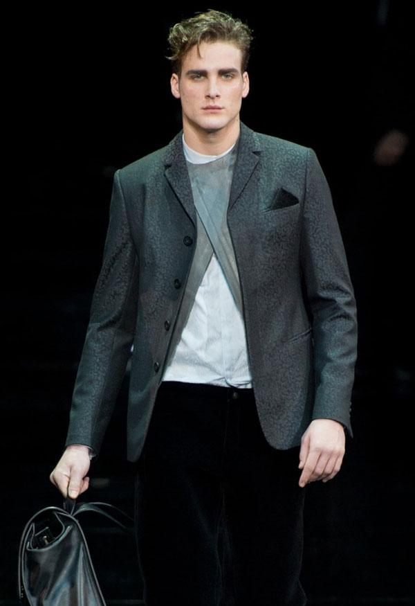 Пиджаки из мягких материалов