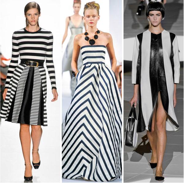 Модная  в полоску 2016