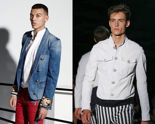 Рубашки под джинсы осень-зима 2015-2016