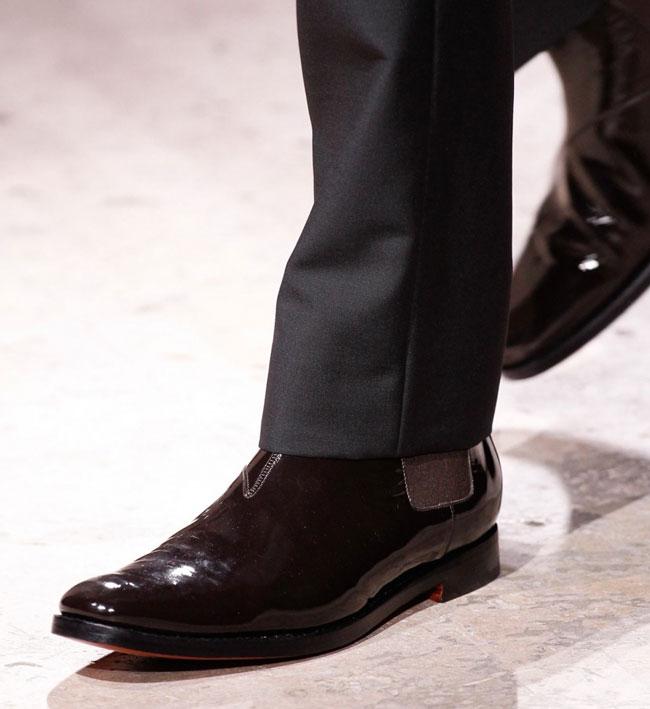 Мужской туфли гуччи