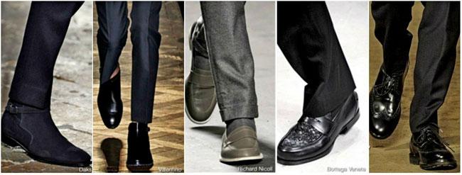 Модная мужская обувь осень-зима 2015-2016