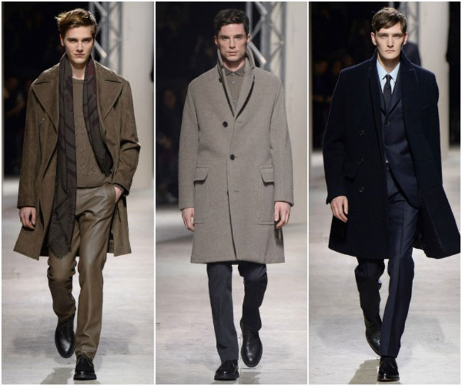 Классические пальто осень-зима 2015-2016