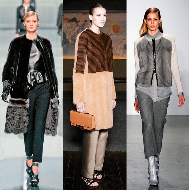 Модные меха 2015-2016