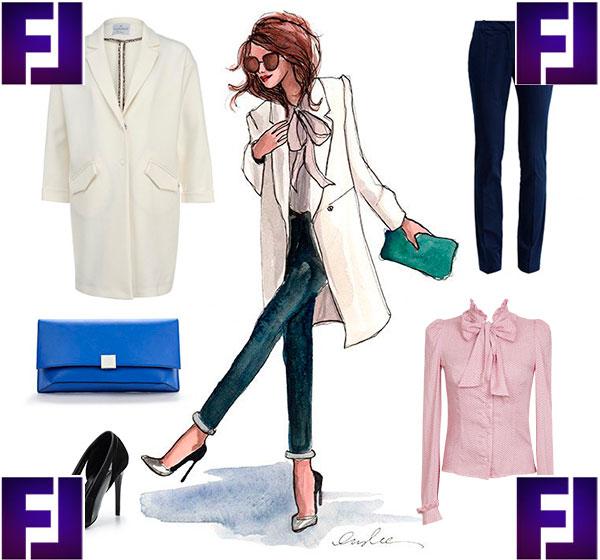Модная Офисная Одежда С Доставкой