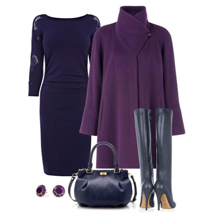 Фиолетовые луки