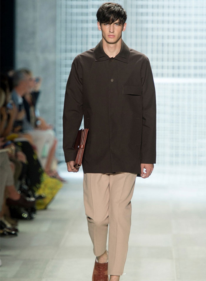 Актуальные фасоны верхней мужской одежды 2016