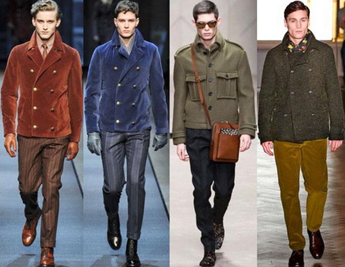 Как подобрать мужскую верхнюю одежу на весну 2016