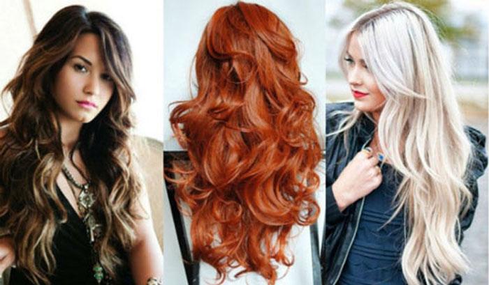Варианты причёсок для длинных волос