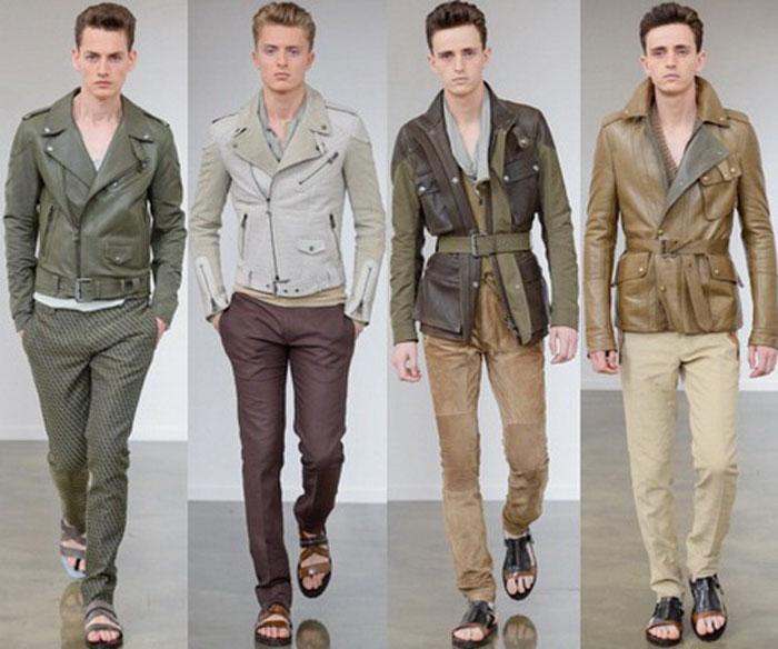 0f7a33acb916 мужская мода весна 2016 верхняя одежда фото