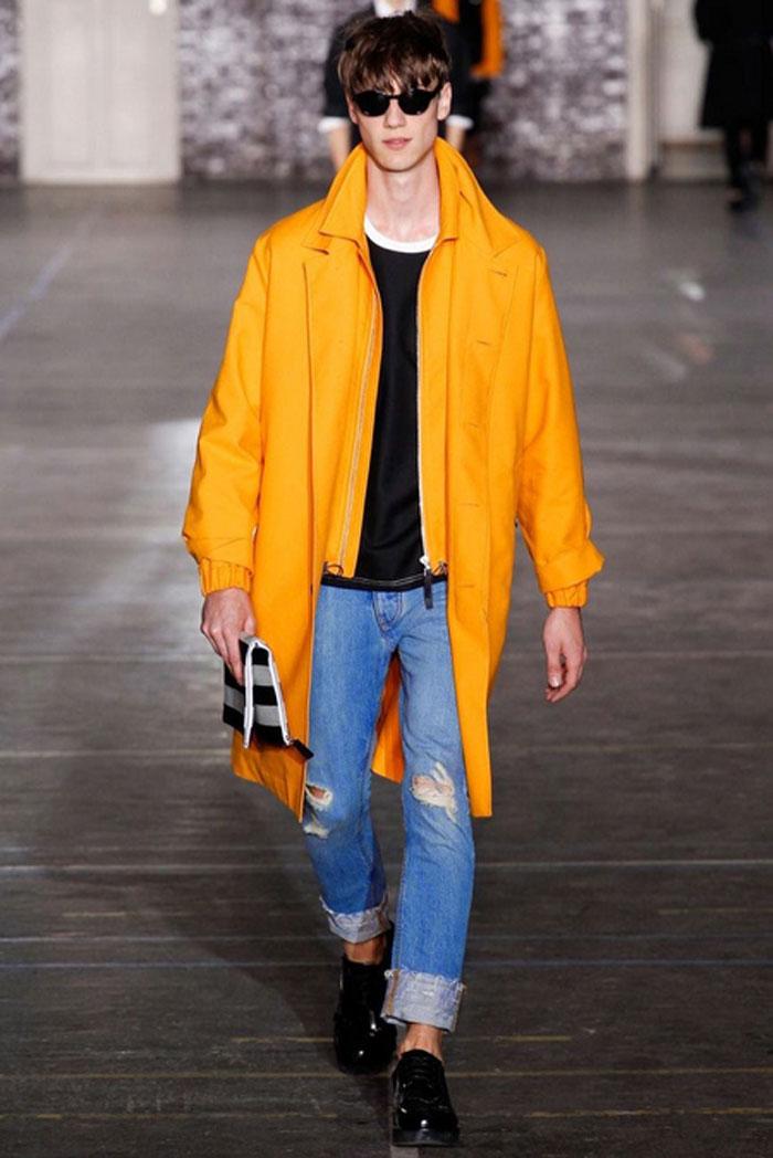 Модные мужские куртки весна 2016