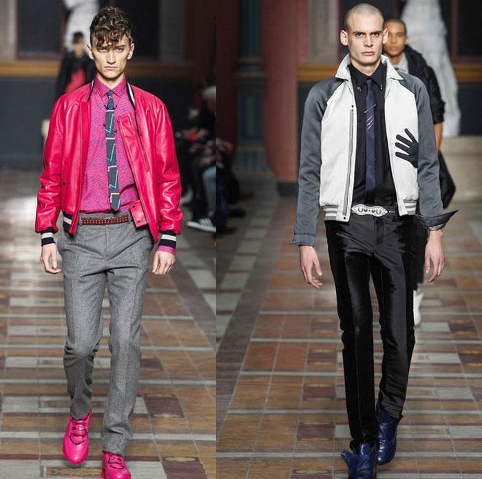 Модные мужские бомберы весна 2016