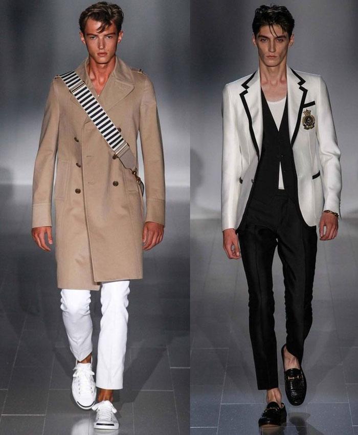 Модные мужские пальто весна 2016