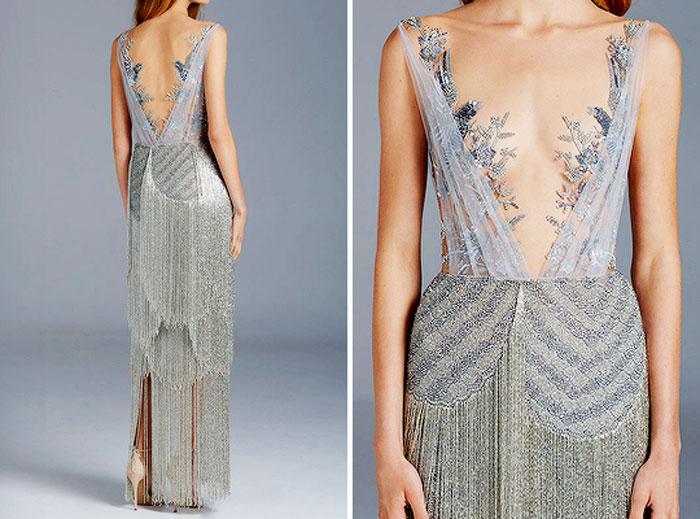 Модные вечерние платья весна-лето 2016