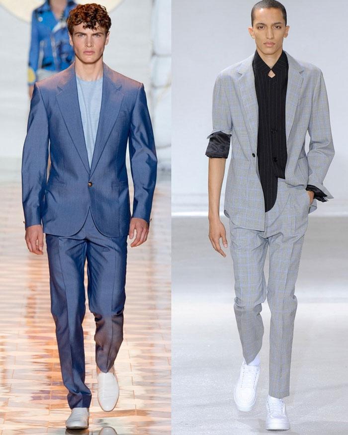 Нейтральные цвета, тренд мужской моды 2016