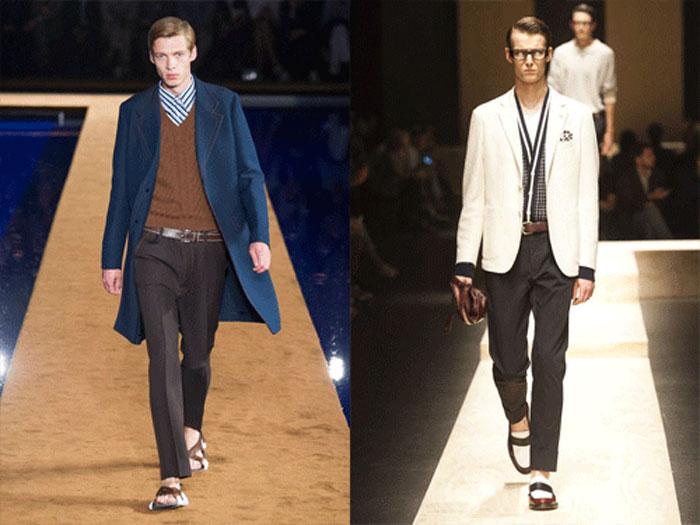 Тенденции классической мужской моды весна-лето 2016