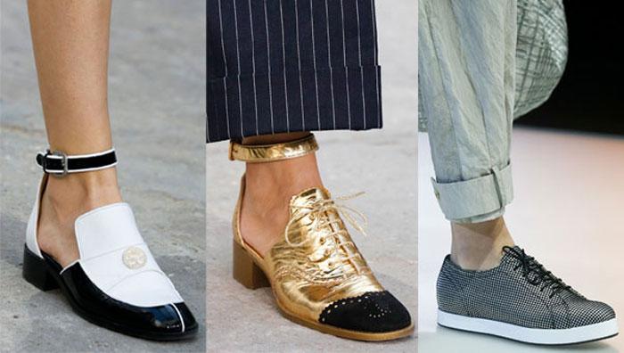 Модная спортивная обувь весна-лето 2016