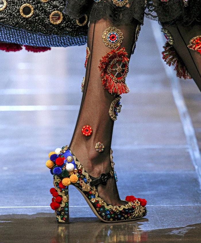 Модные фасоны туфель 2016