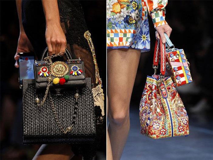Модные тренды и новинки сумок 2016