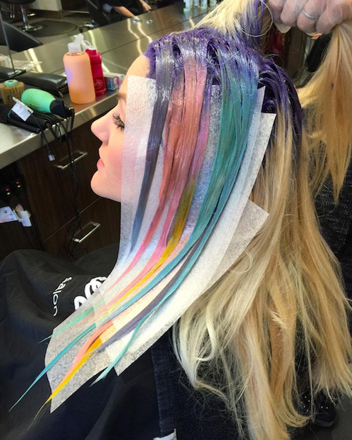 Окрашивание волос 2016 фото новинки