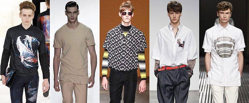 Правила выбора мужских рубашек весна-лето 2016