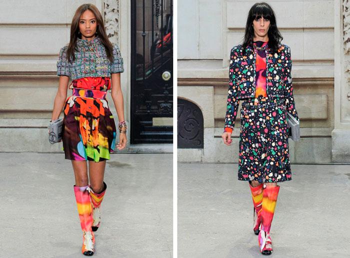 Модные короткие жакеты весна-лето 2016