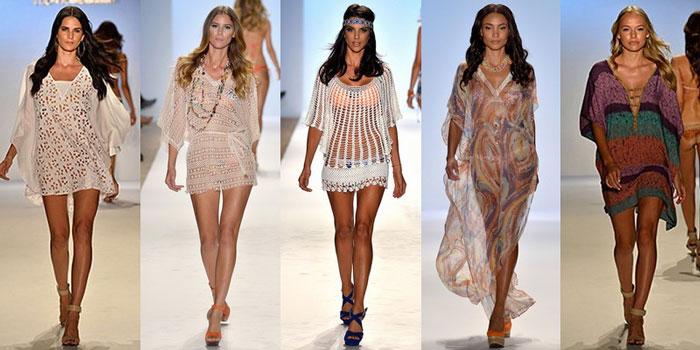 Пляжные платья 2016