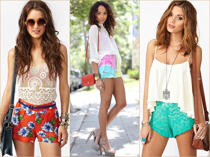 Пляжные шорты 2016
