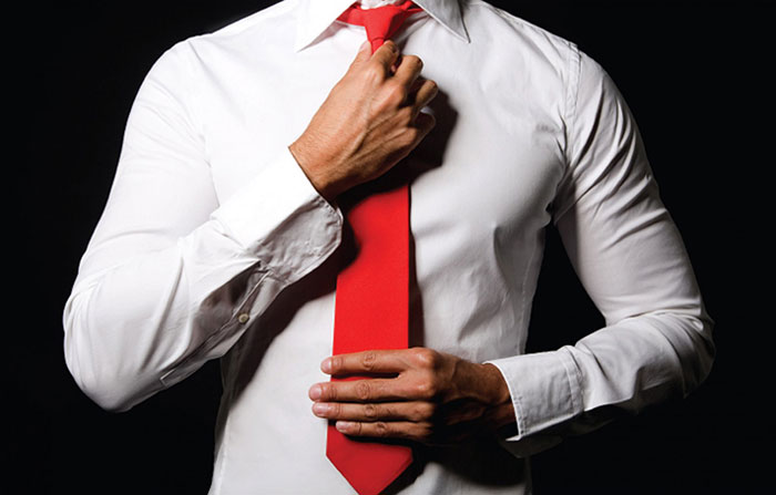 Длинна галстука