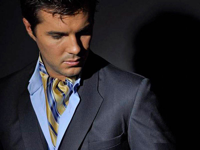 Как подобрать галстук по цвету к рубашке