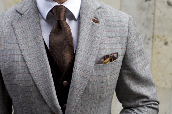 Как подобрать галстук правильно