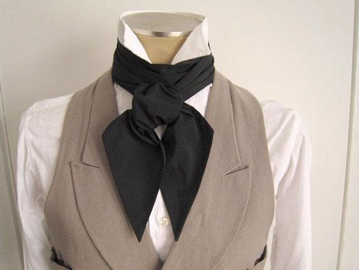 Подбираем необычный галстук